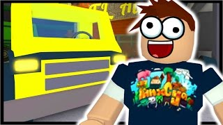 BANANA DISASTER & BRAND NEW TRUCK!! | Roblox TreeLands #4