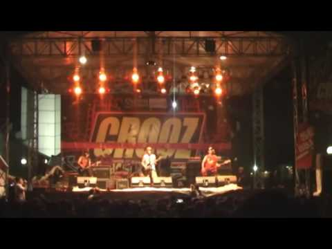 Rocket Rockers Bangkit [Basket Case Green Day] Live at Bandcloth