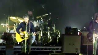 Noel Gallagher's High Flying Birds - D'Yer Wanna Be A Spaceman @ Teatro Metropolitan Mexico 9 Marzo