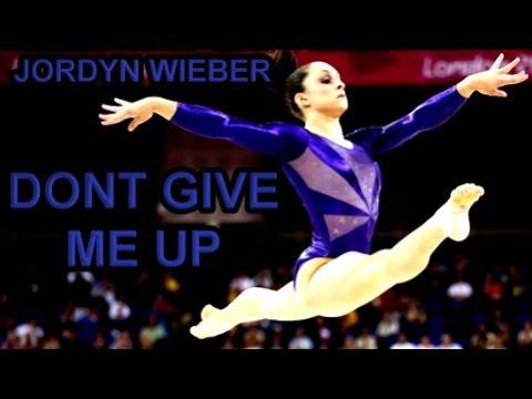 Jordyn Wieber || Don't give me up