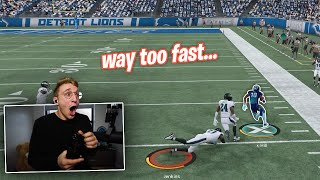 Tyreek Hill Is TOO Fast... Wheel of MUT! Ep. #45