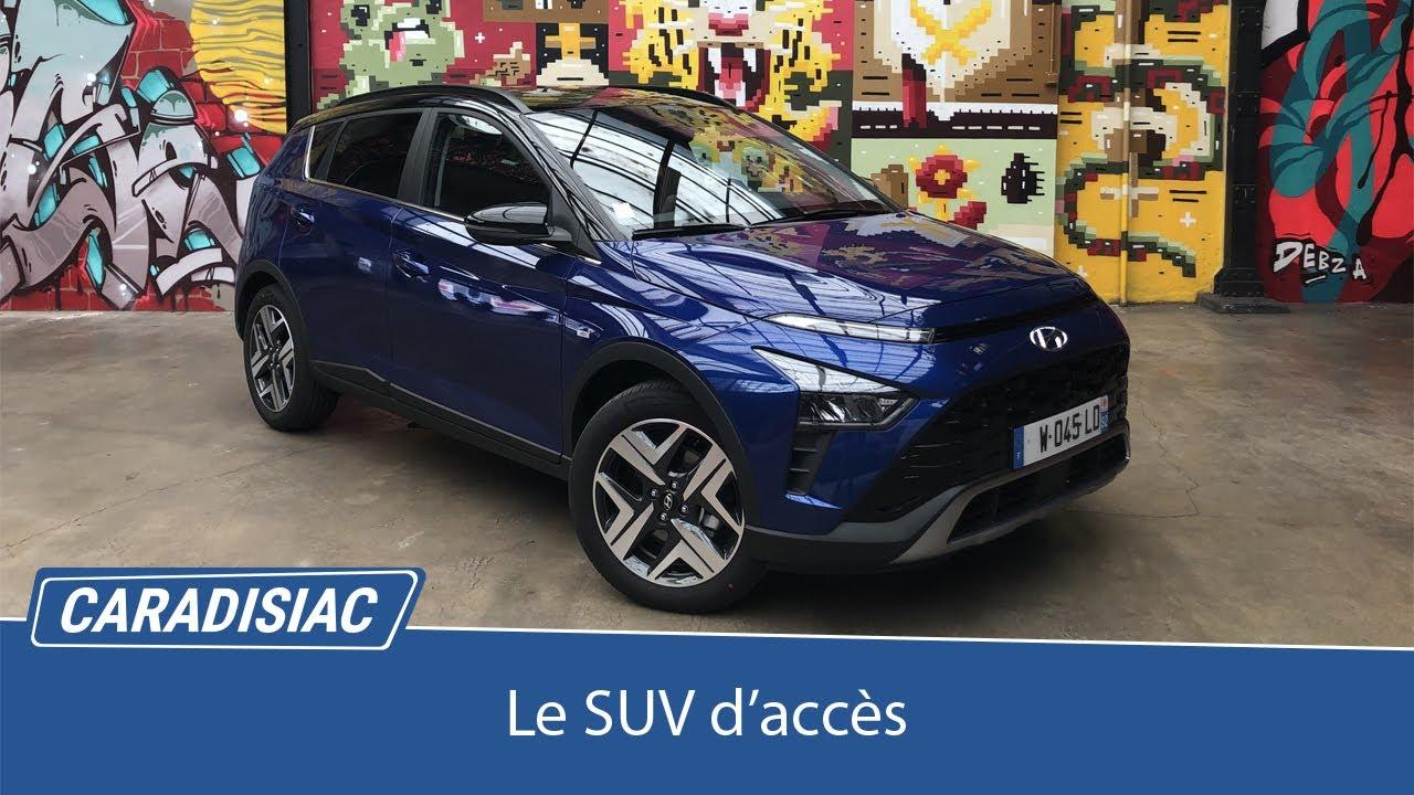 Download Essai - Hyundai Bayon : le deuxième SUV urbain de Hyundai