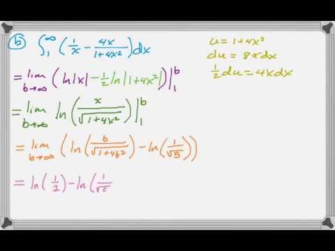 Calc BC 2010 (Form B) FRQ #5 - YouTube