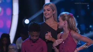 Elimination: Dancing With The Stars Juniors (DWTS Juniors) Episode 6