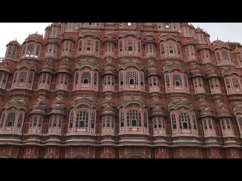 TRAVEL VLOG: INDIA TRIP 2017 - Golden Triangle (Delhi, Agra, Jaipur)