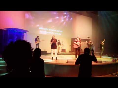 Worship Night Fsk18 Gospel Forum Stuttgart