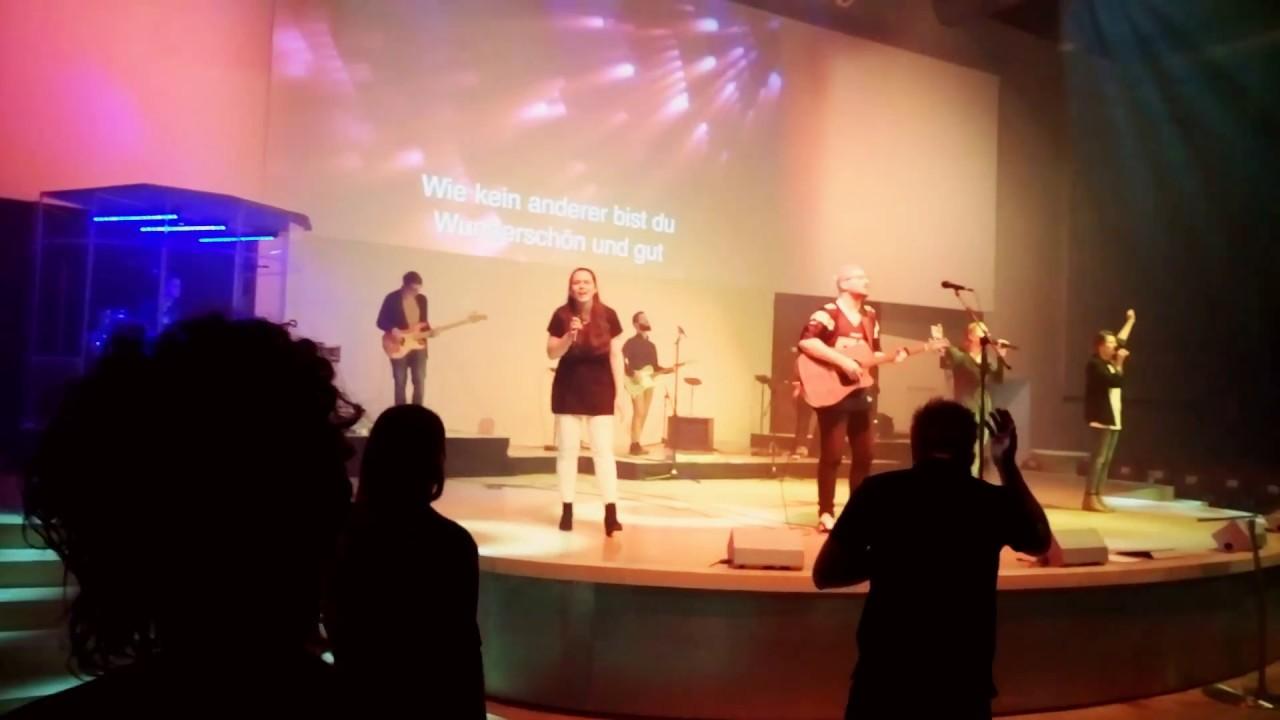 Worship Night Fsk18 Gospel Forum Stuttgart - YouTube