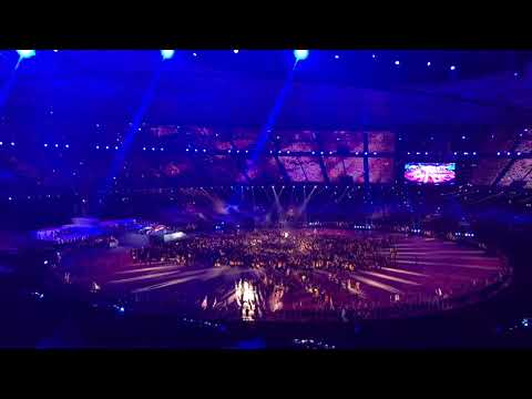 LIVE: 29th SEA Games Closing Ceremony: Gemilang - Jaclyn Victor