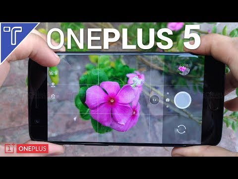 Oneplus 5 Camera Review - All Camera Features Explained!
