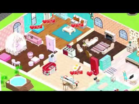 Home design story youtube Create your house game