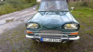 Stunning 1966 Citroën Ami 6 break