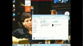 How to play Scarface on windows 7
