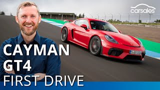 2019 Porsche Cayman GT4 Review - First Drive | carsales