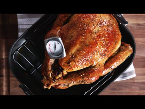 How to Tell When Your Turkey Is Perfectly Done