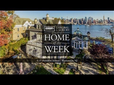 A Weehawken Mansion With Amazing NYC Views – in 360 - Видео онлайн
