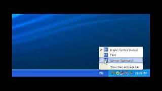 Amozeshe Neweshtan FarsiDari Dar Windows XP