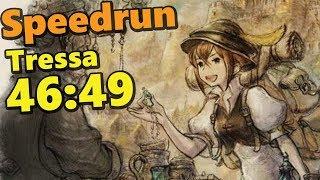 NOUVELLE ROUTE HYPE ! - TRESSA SPEEDRUN EN 46:49
