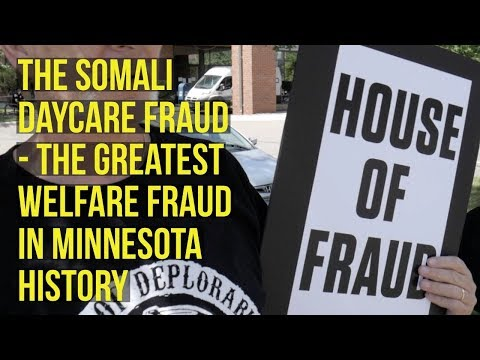 The Greatest Welfare Fraud in Minnesota History - Investigate Now!