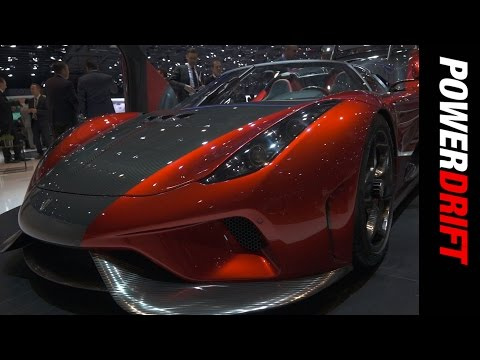 Koenigsegg Regera : Geneva Motor Show : PowerDrift