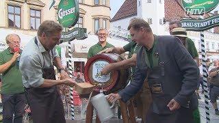 Leoben feiert sein Gösser Bier
