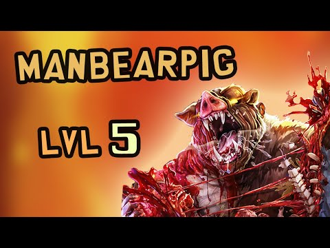 Gameplay Manbearpig Lvl