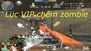 [ Bình Luận CF ] Lục VIP đổi màu siêu chất - Tiền Zombie v4