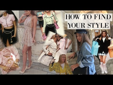 ♡ TIPS ON FINDING YOUR STYLE ♡ | Grace Foley