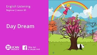 Learn English Via Listening| Elementary - Lesson 60. Day Dream