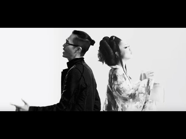 Khalil Fong (方大同) - Run From Your Love  ft.  Fifi Rong  Official Music Video