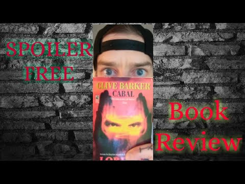 Cabal Book Review (Nightbreed)