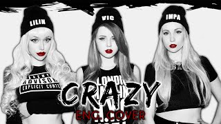 [COVER] 4Minute - CRAZY (English Cover)