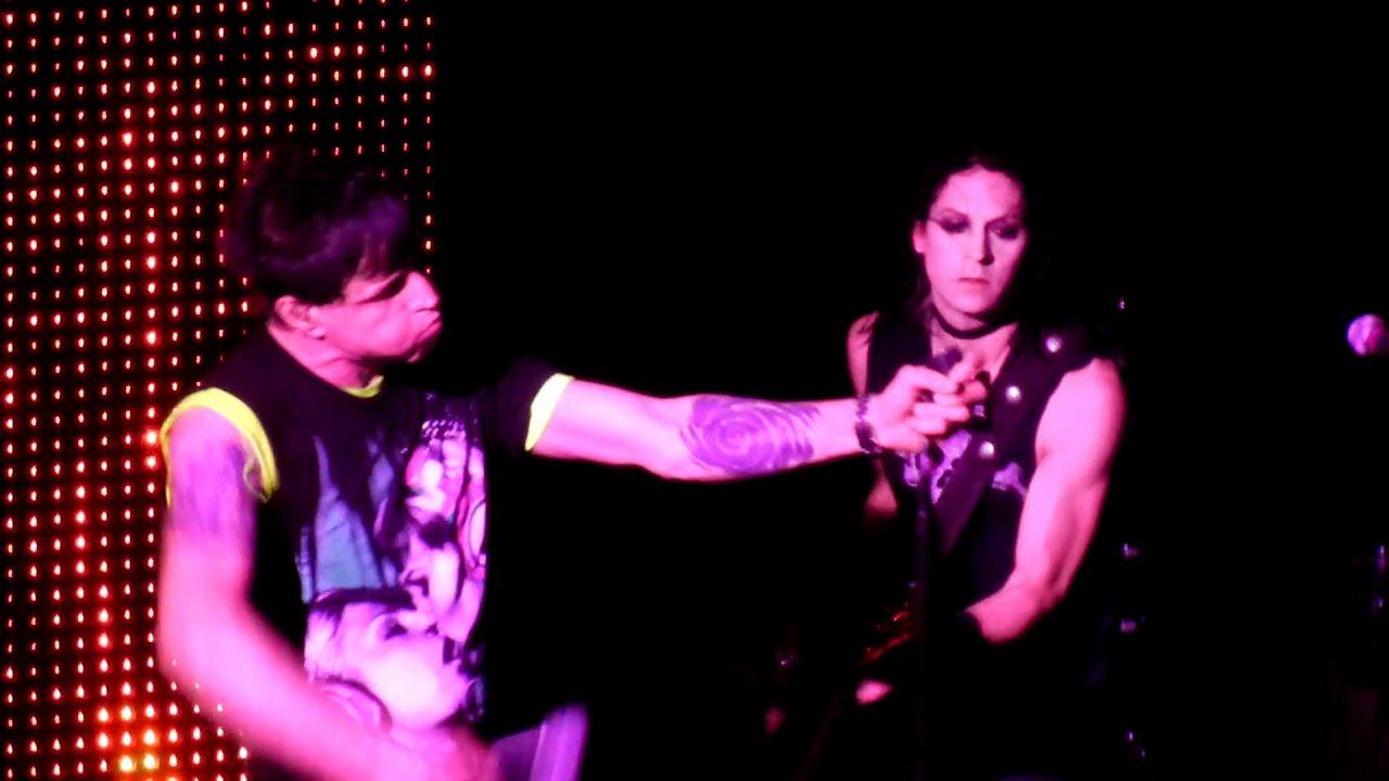 Orgy's concert tour history