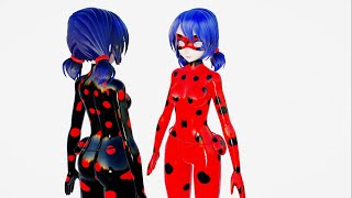 MMD Miraculous You Are My Best Friend!