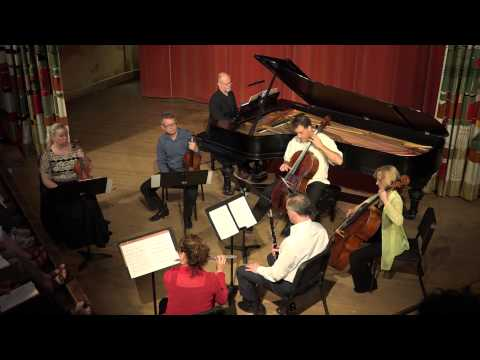 Piazzolla: Libertango, Oblivion, Milonga para tres, Adios Nonino