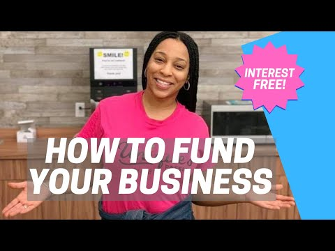 How to Fund Your Small Business (Think Interest Free Micro Loan!)