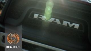 Fiat Chrysler recalls 1.25 mln trucks