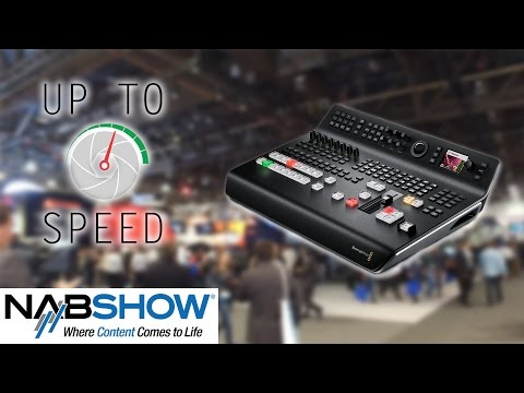 Blackmagic Television Studio Pro HD - NAB 2017 First Look thumbnail