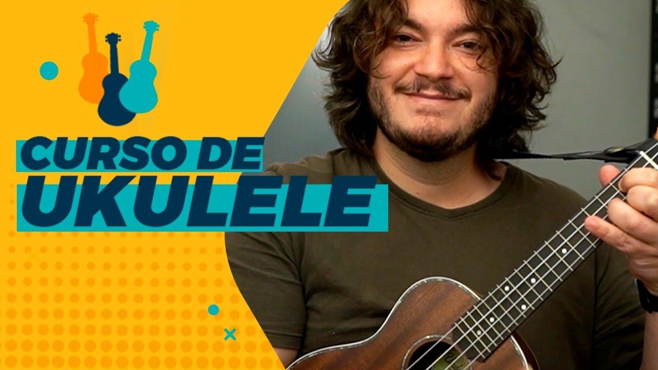 Curso de Ukulele Para Iniciantes | COMO TOCAR UKULELE