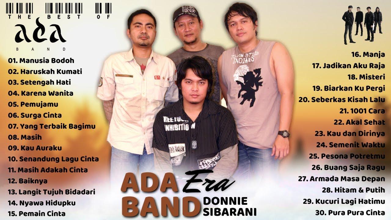 Download ADA BAND [Full Album] Lagu Pop Indonesia Terbaik Tahun 2000an