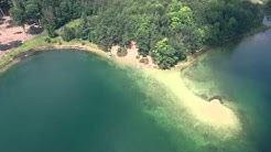 Arbutus Lake with a DJI Phantom 3 Professional