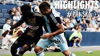HIGHLIGHTS: Philadelphia Union vs. Sporting Kansas City | October 18, 2014