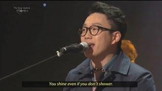 Ra. D - I'm in Love   10cm - It's Killing Me(죽겠네)   (2013.05.12 / Yu Huiyeol's Sketchbook)