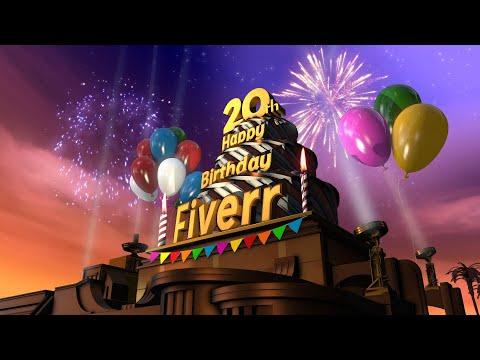 20th Century Fox Logo (2020) Birthday Version