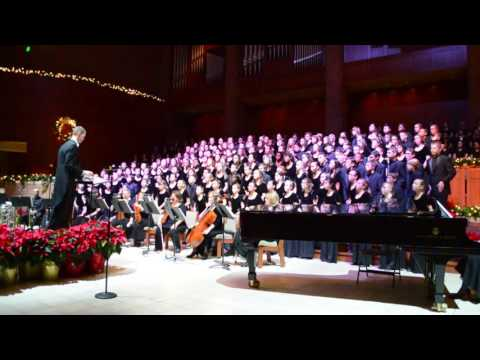 ICC Angels Sing 2015 with Bel Canto & Cantantes Angeli - Winter Hymnal