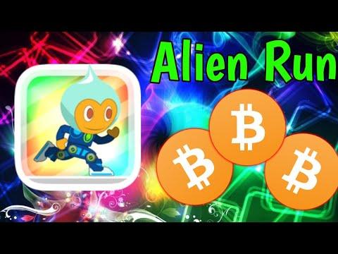 Alien Run App Para Ganar Bitcoin Jugando