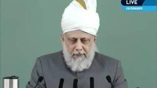 QADIANI KHALID PERSENTING KHUTBA JUMA 1-07-2011 IMPORTENT FOR ALL AHMADIS_clip0.flv