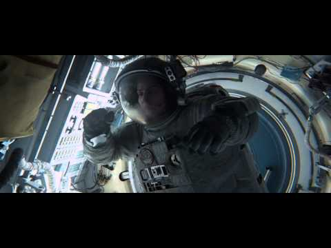 Alternative ending for Gravity featuring the Man of Steel