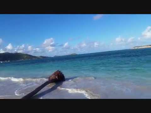 Post Irma St Martin - Orient Beach is Gorgeous (Dec  2017)