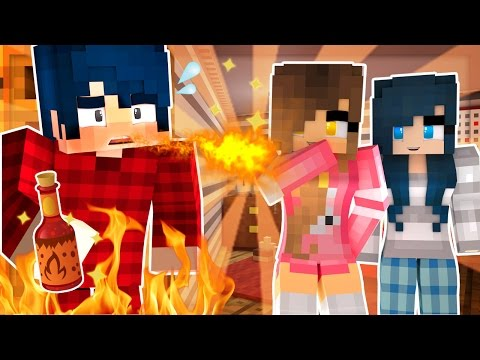 Yandere High School - SLUMBER PARTY PRANK WARS! THE PREPARATION! [S2: Ep.36 Minecraft Roleplay]