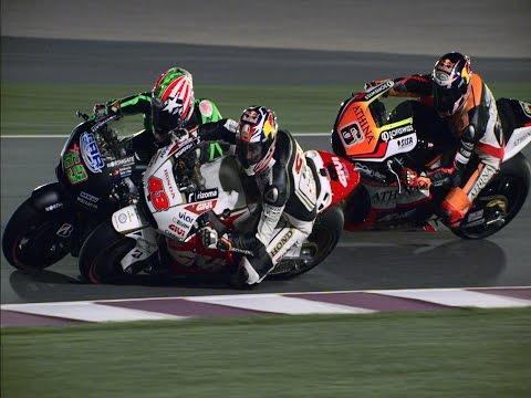 MotoGP™ Qatar 2015 -- Best Overtakes
